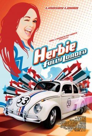 ჰერბი გიჟური რბოლა / Herbie Fully Loaded