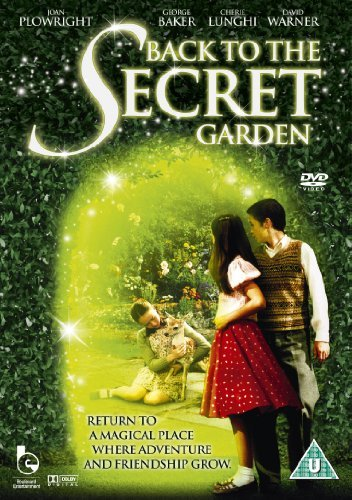 დაბრუნება იდუმალ ბაღში Back To The Secret Garden
