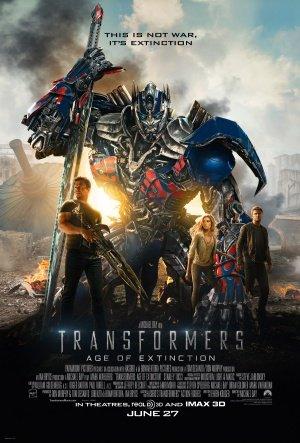 ტრანსფორმერები 4 / Transformers: Age of Extinction