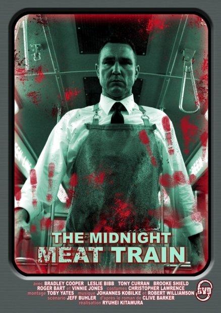 შუაღამის ექსპრესი / The Midnight Meat Train