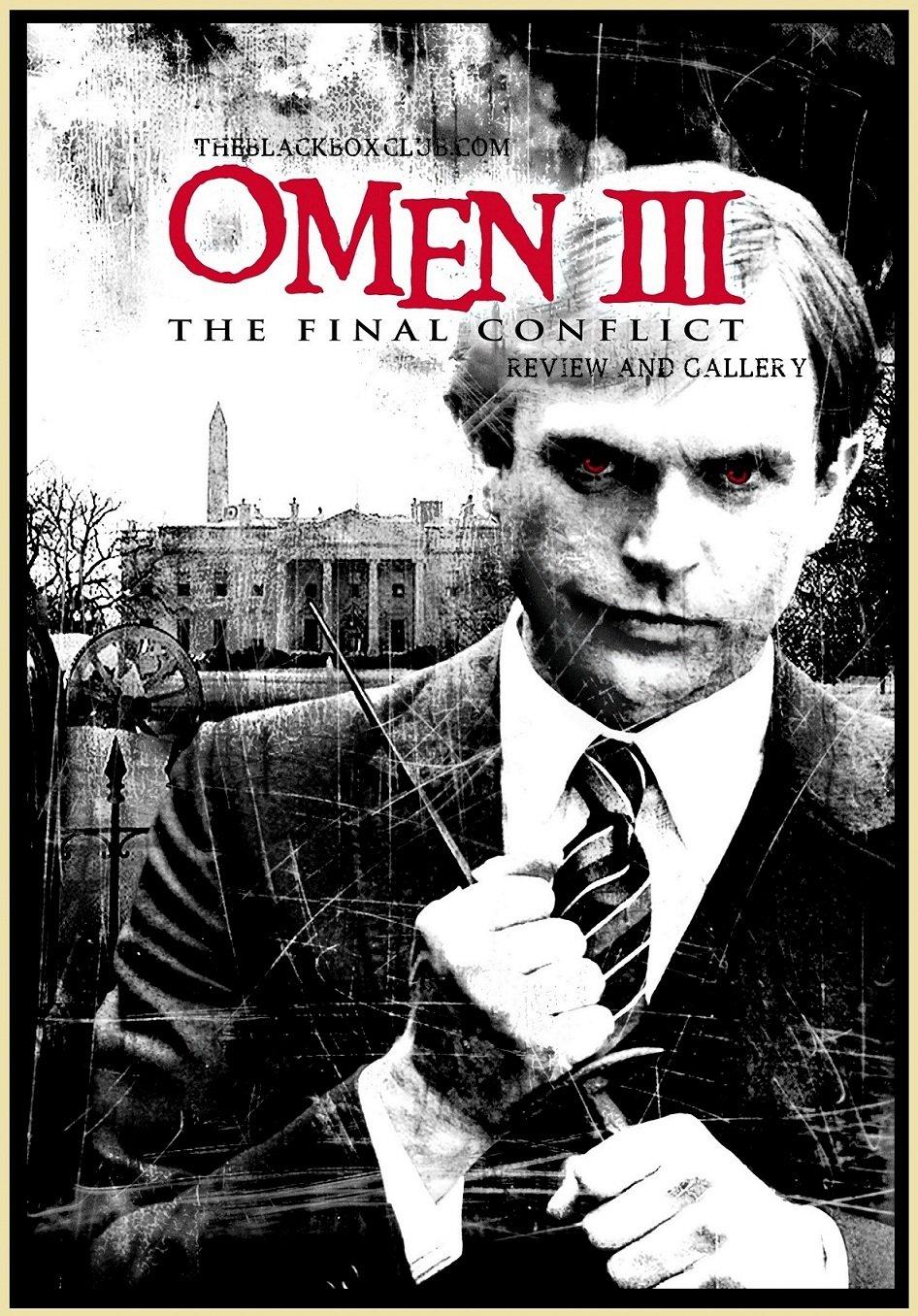 ომენი 3 / Omen III: The Final Conflict