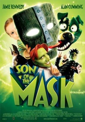 ნიღაბის შვილი Son of the Mask