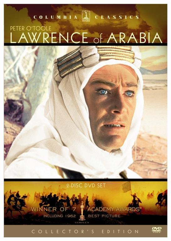ლოურენს არაბი / Lawrence of Arabia