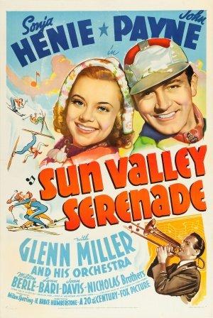 მზიური ველის სერენადა / Sun Valley Serenade