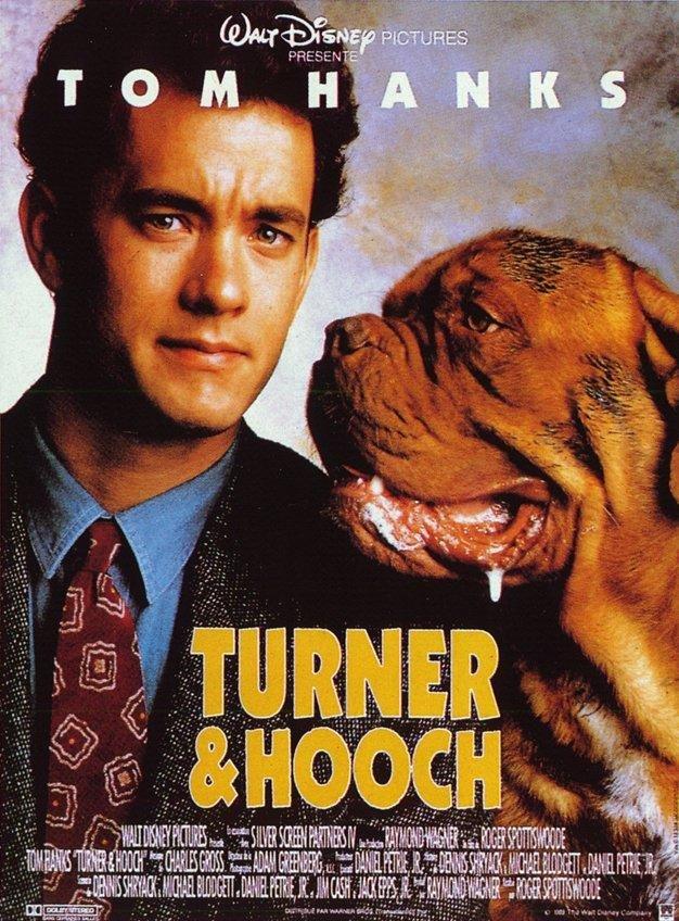 ტერნერი და ჰუჩი / Turner & Hooch
