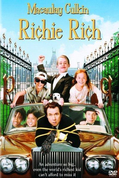 მდიდარი რიჩი Richie Rich