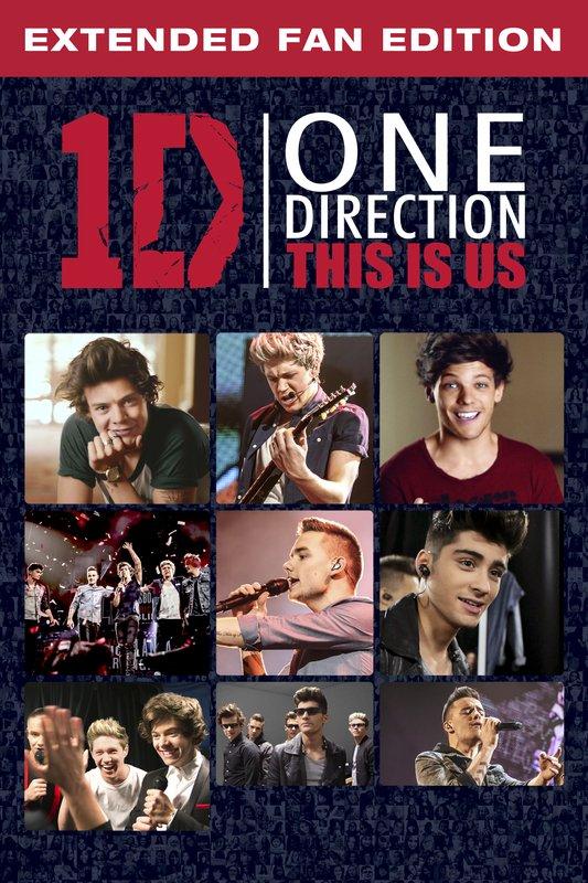 ერთი მიმართულება: ეს ჩვენ ვართ One Direction: This Is Us