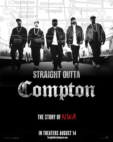პირდაპირ კომპტონიდან / Straight Outta Compton