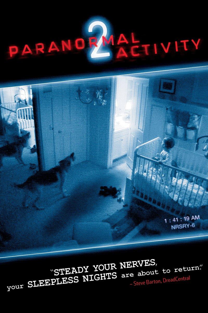 პარანორმალური მოვლენა 2 / Paranormal Activity 2