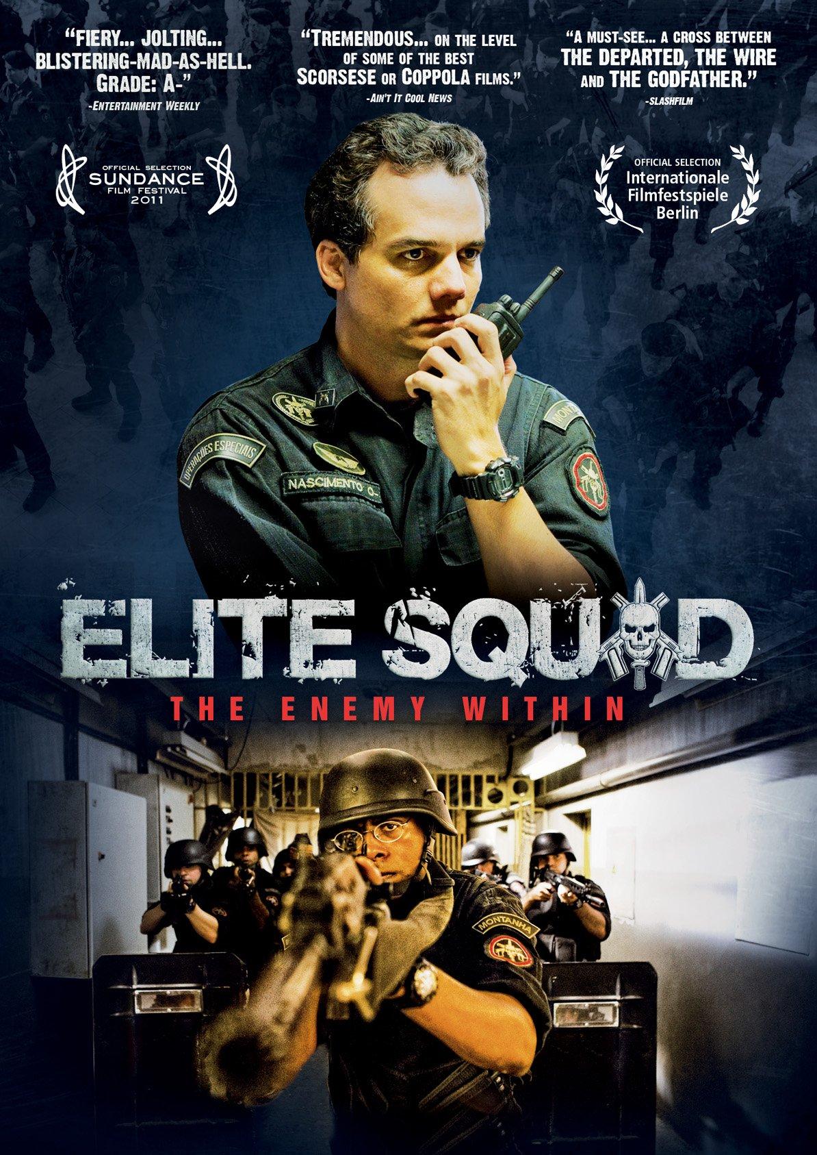 ელიტარული დანაყოფი / Elite Squad