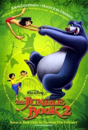 ჯუნგლების წიგნი 2 The Jungle Book 2