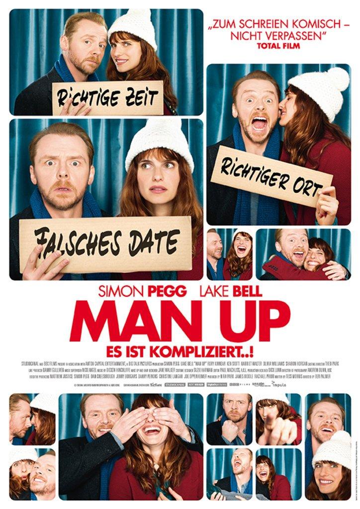 მოიქეცი კაცურად / Man Up