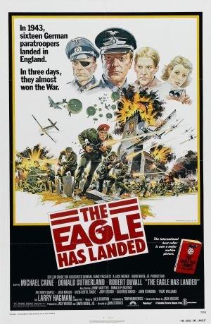 არწივი დაეშვა / The Eagle Has Landed
