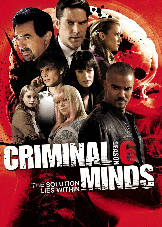 კრიმინალური აზროვნება Criminal Minds