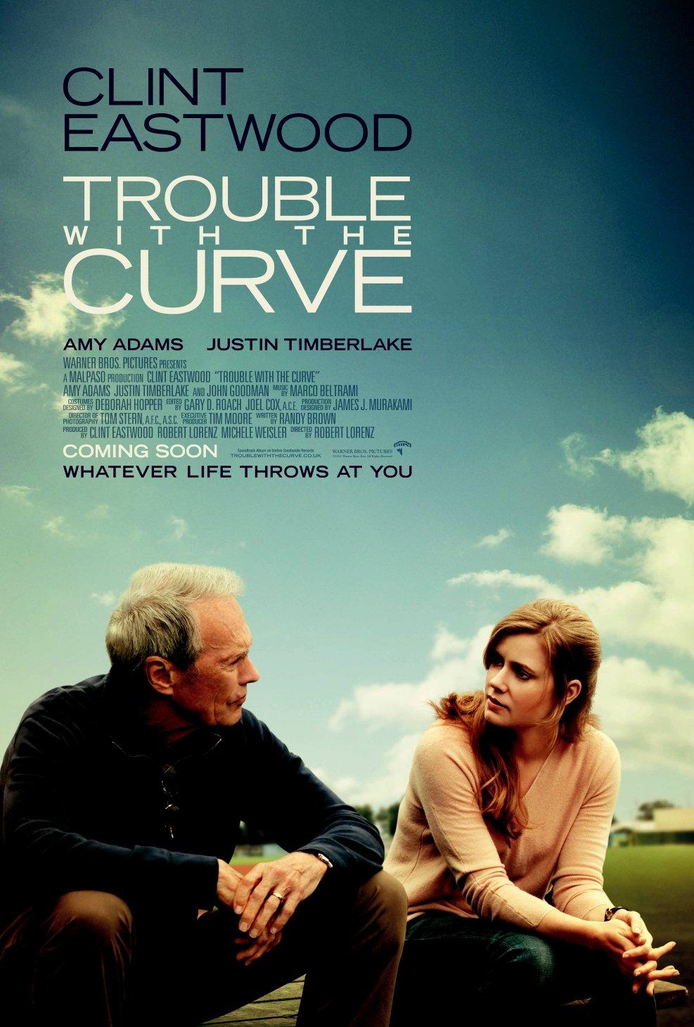 ჩახვეული ბურთი / Trouble with the Curve