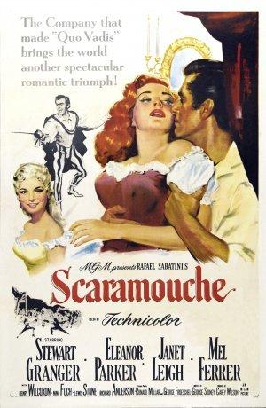 სქარამუში / Scaramouche