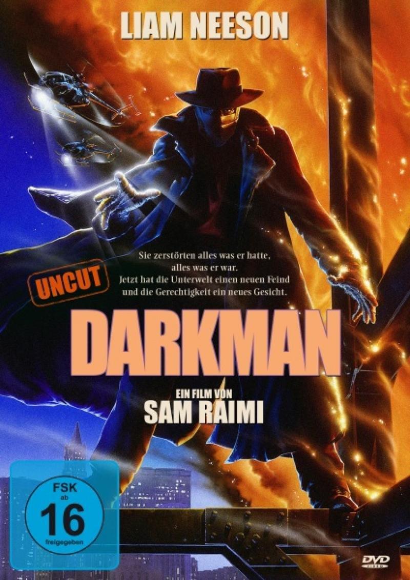ბნელეთის ადამიანი / Darkman