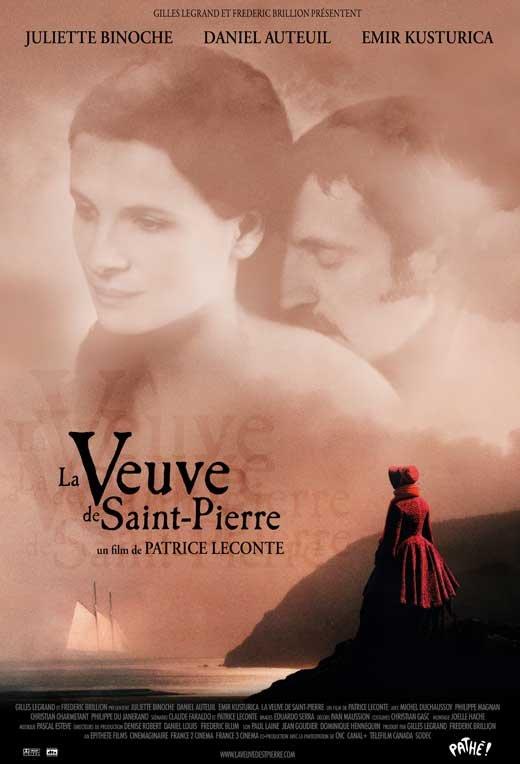 ქვრივი სენ-პიერის კუნძულიდან / La Veuve De Saint-Pierre