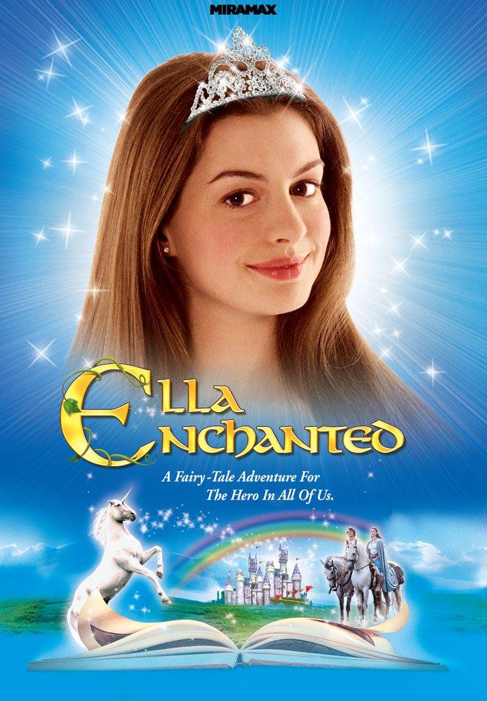 მოჯადოებული ელა Ella Enchanted