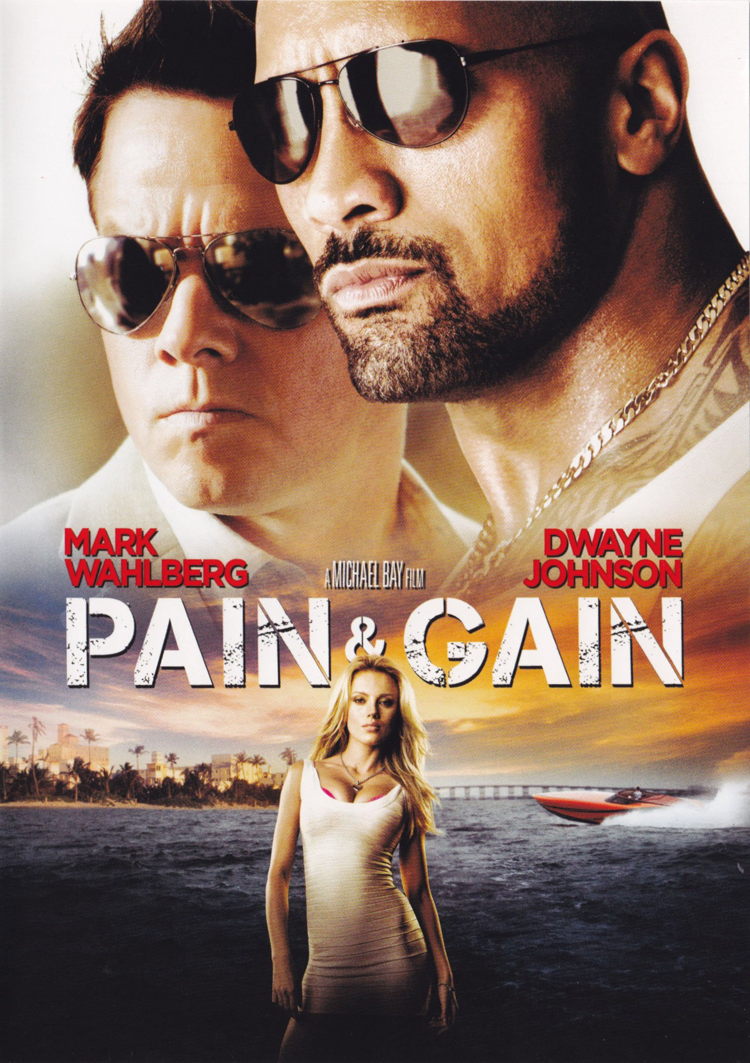 სისხლით და ოფლით / Pain & Gain
