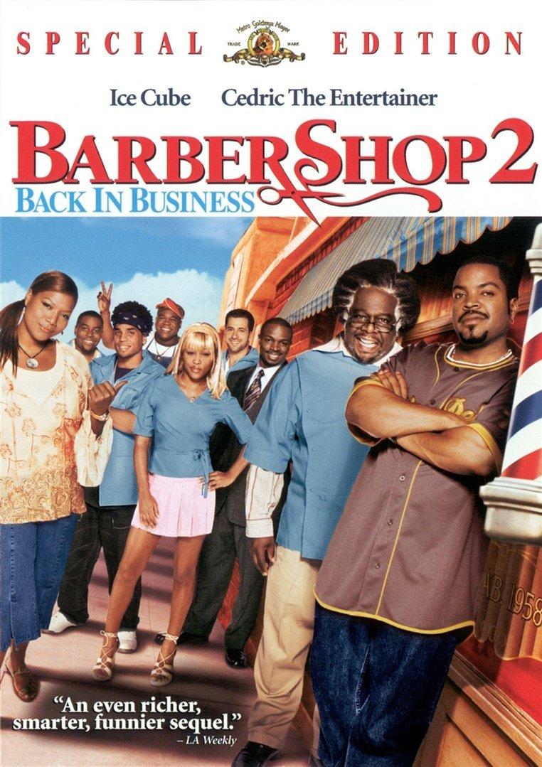 სილამაზის სალონი 2: ბიზნესში დაბრუნება / Barbershop 2: Back in Business