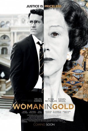 ქალი ოქროსფერში / Woman in Gold