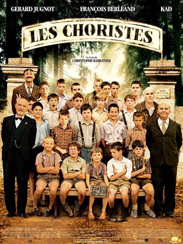 გუნდის მომღერლები / Les Choristes