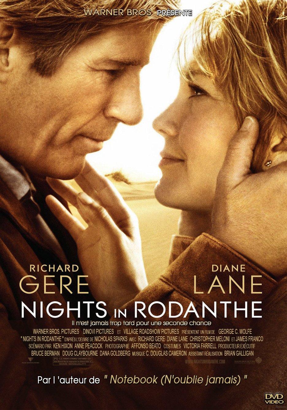 როდანტეს ღამეები / Nights in Rodanthe