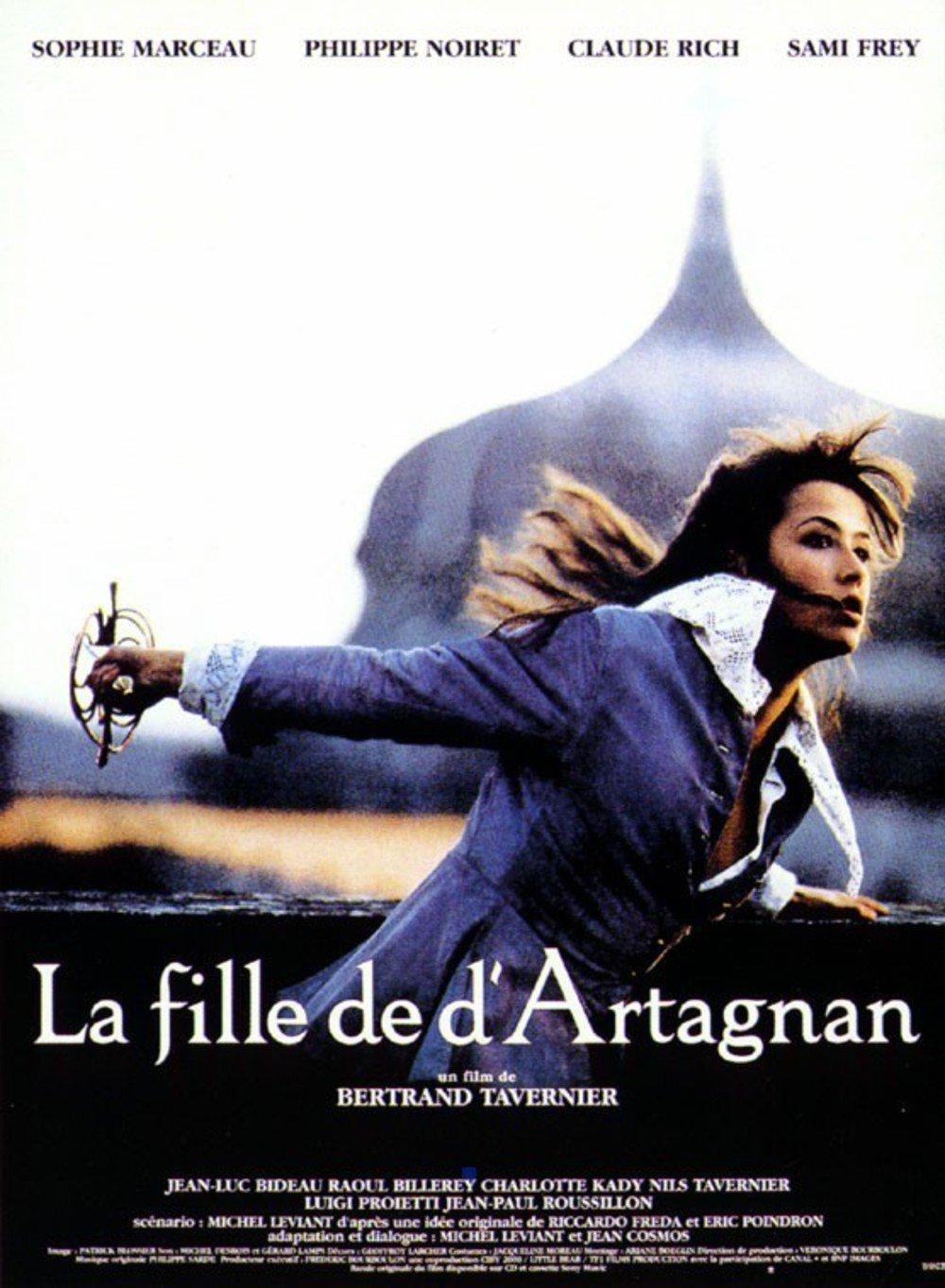 დარტანიანის ქალიშვილი / La Fille de d'Artagnan