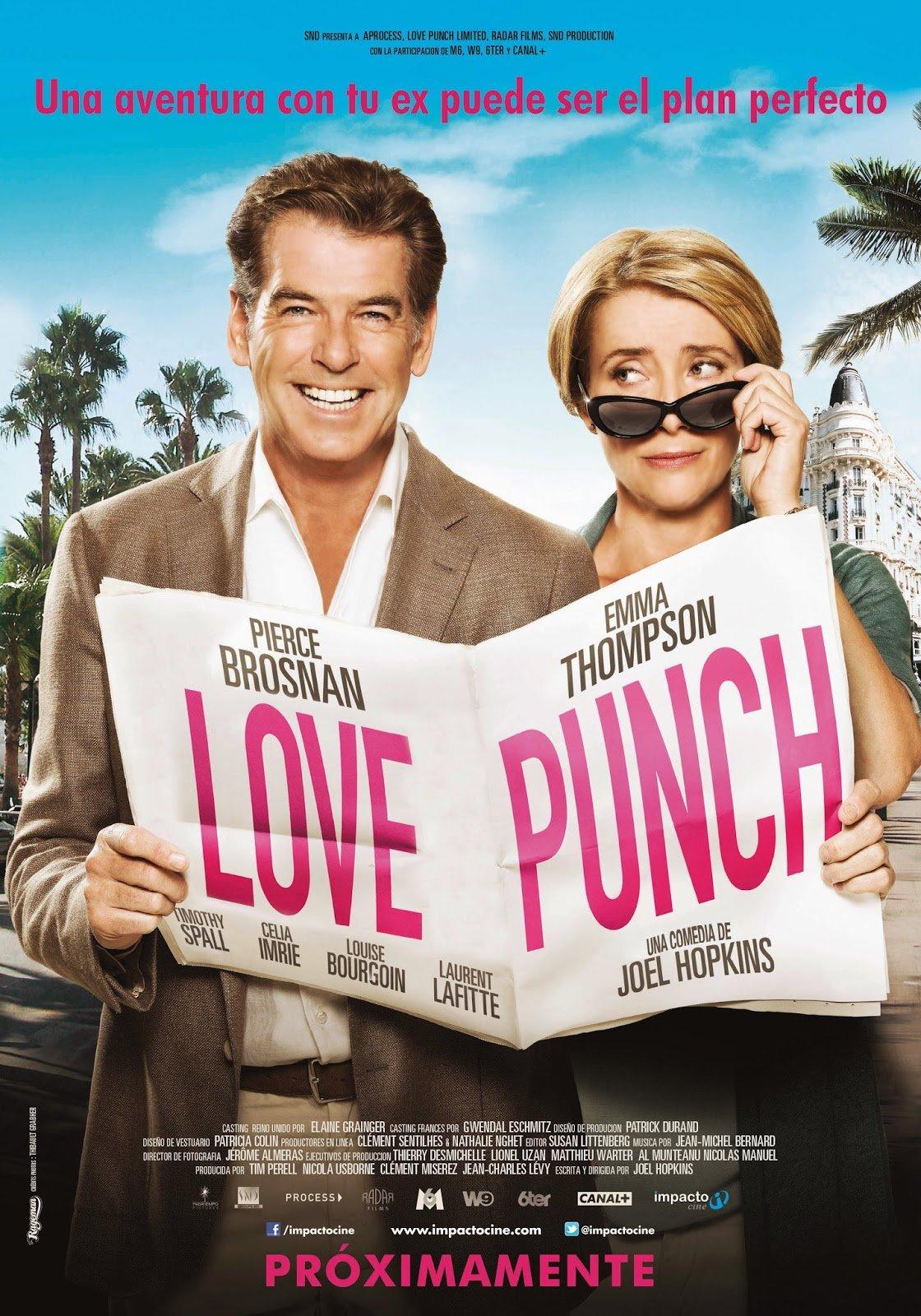 სიყვარულით მთვრალები / The Love Punch