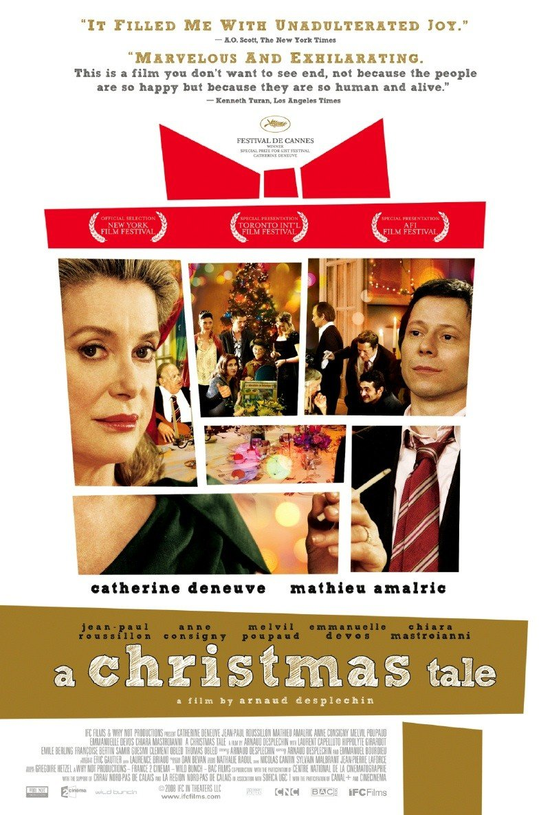 საშობაო ამბავი / A Christmas Tale
