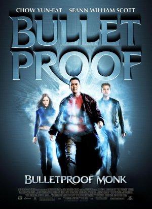 ტყვიაგამძლე ბერი Bulletproof Monk