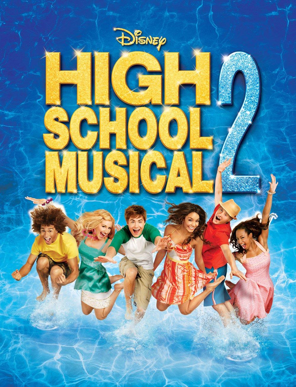 სკოლის მიუზიკლი 2 High School Musical 2
