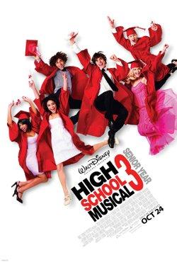 მაგარი მიუზიკლი 3 / High School Musical 3: Senior Year