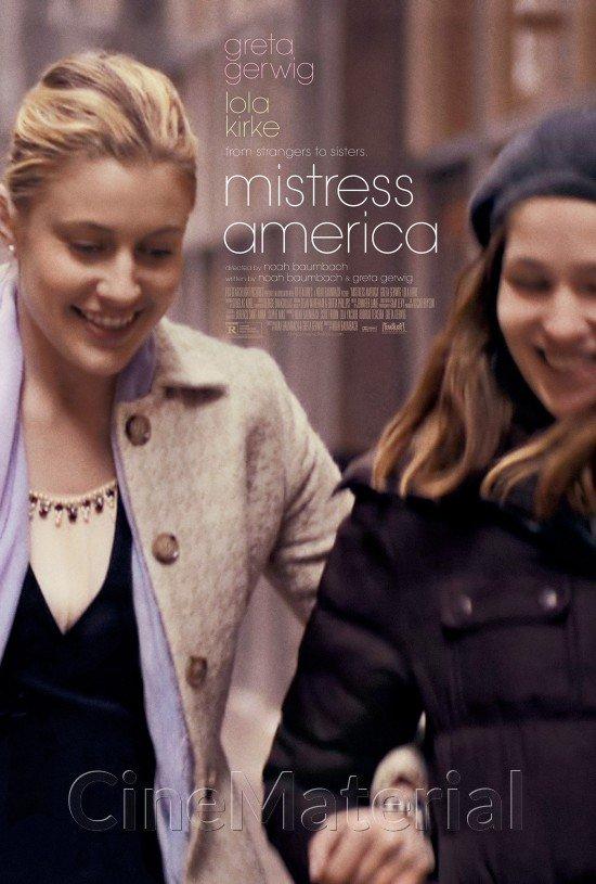 ქალბატონი ამერიკა / Mistress America