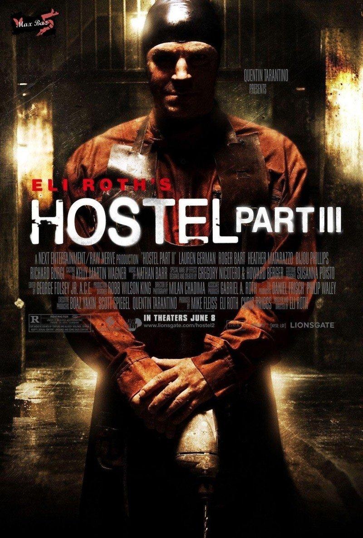 ჰოსტელი 3 / Hostel: Part III