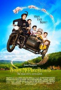 ძიძა მაკფის დაბრუნება / Nanny McPhee Returns
