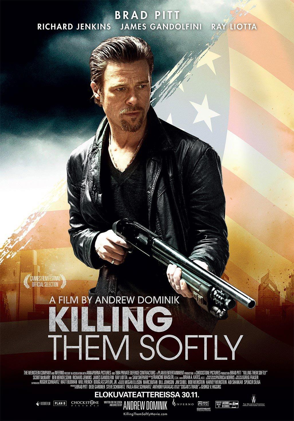 მოკალი ნაზად / Killing Them Softly