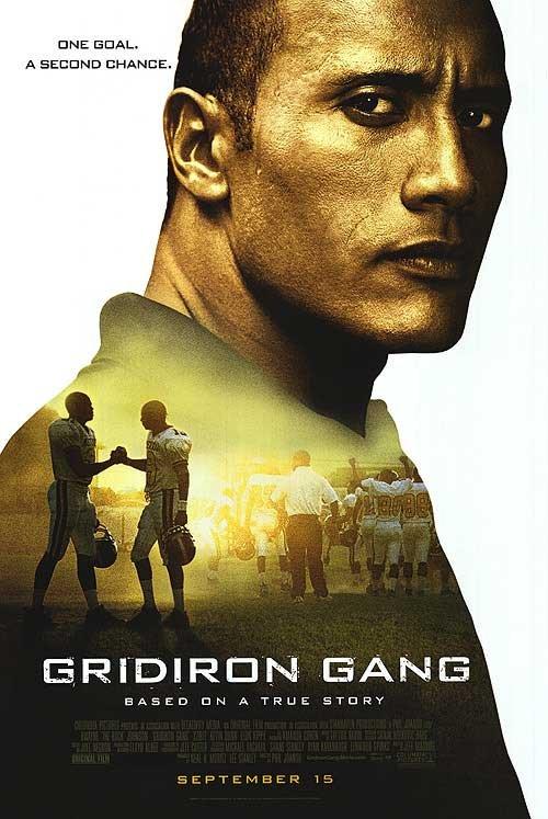 საფეხბურთო ბანდა / Gridiron Gang