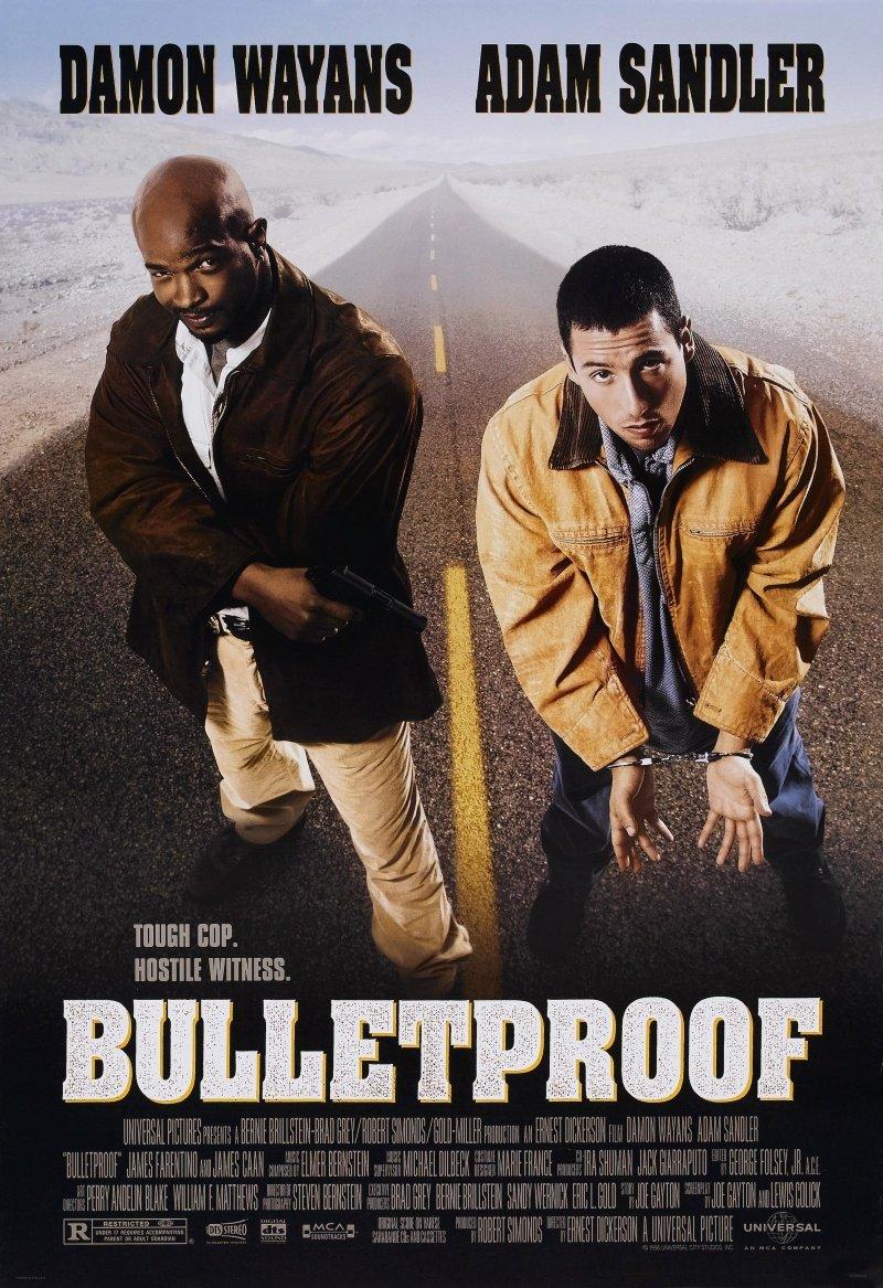 ტყვიაგაუმტარი / Bulletproof