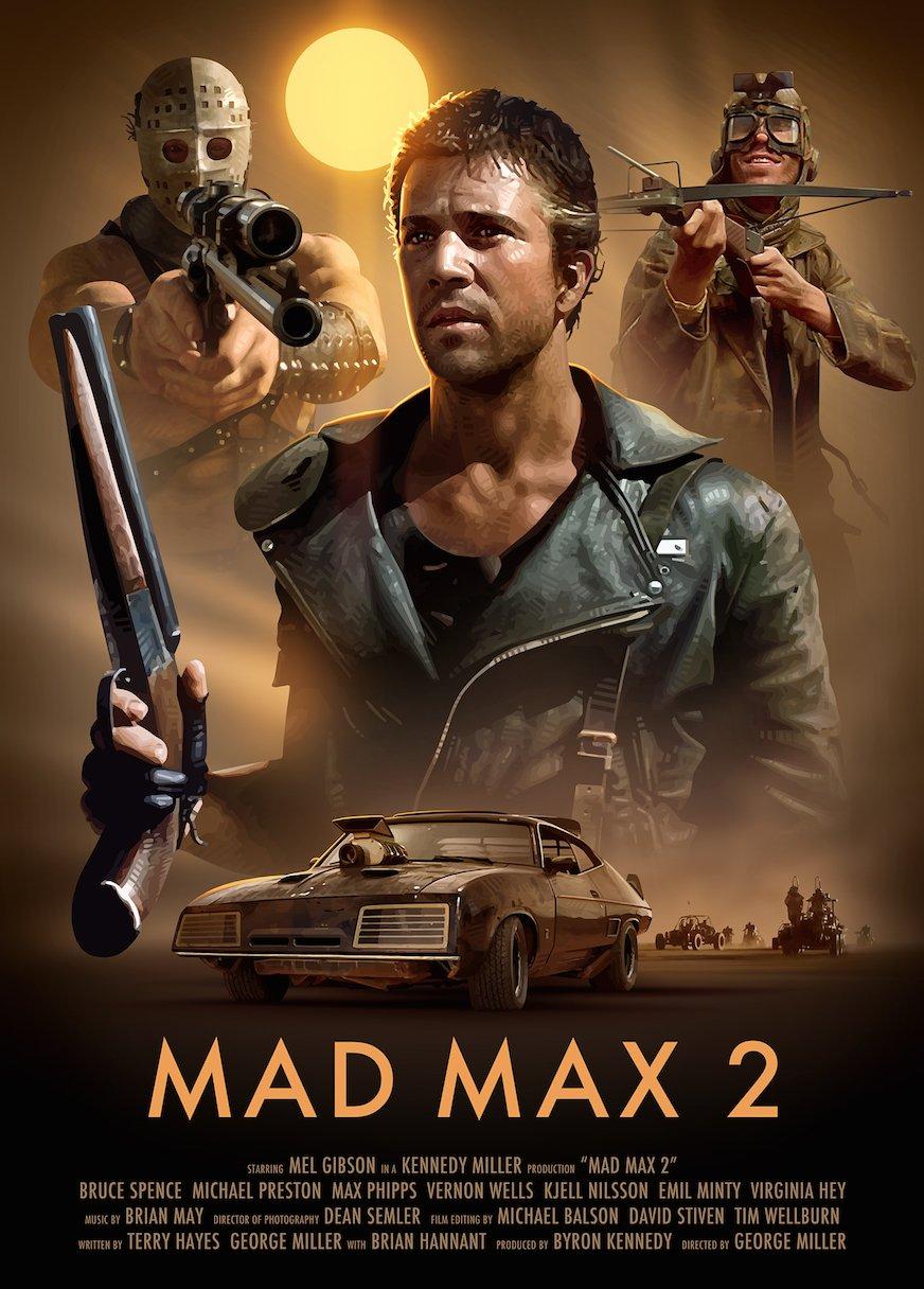 შეშლილი მაქსი 2 / Mad Max 2
