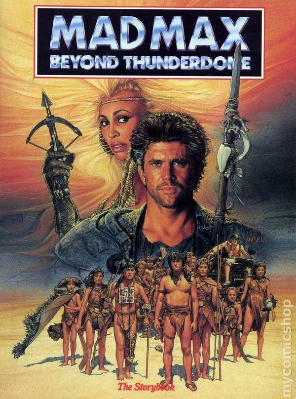 შეშლილი მაქსი 3 / Mad Max Beyond Thunderdome