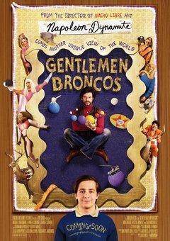 ბრონკოს ბატონები / Gentlemen Broncos