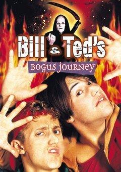 ბილის და ტედის ფიქციური მოგზაურობა Bill & Ted's Bogus Journey