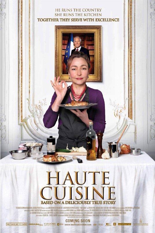 პრეზიდენტის მზარეული / Haute Cuisine