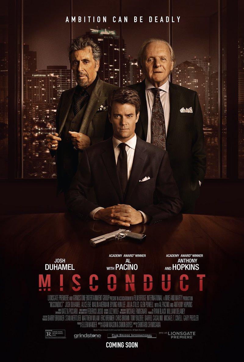 შეცდომა / Misconduct