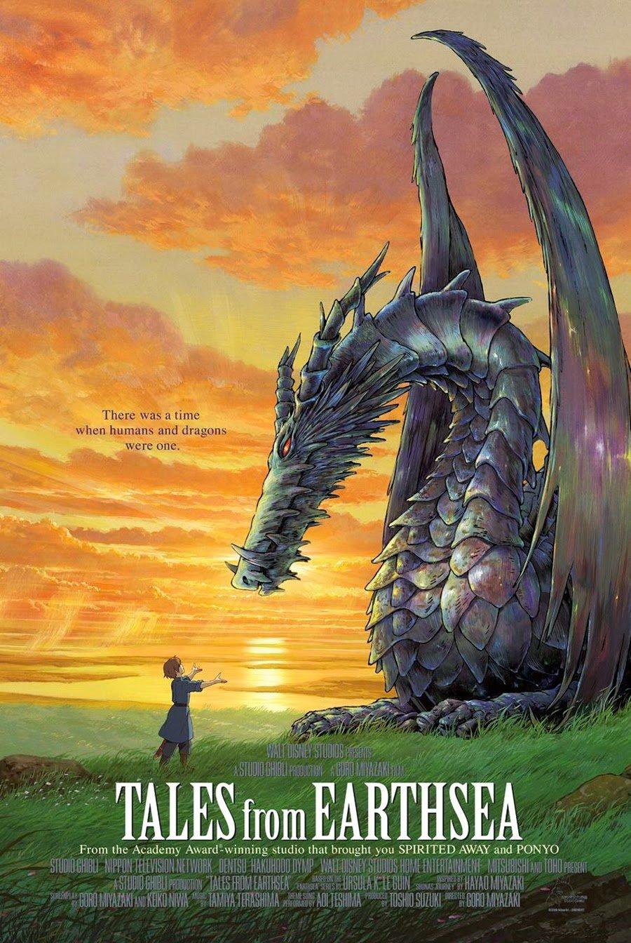 ჯადოსნური მიწის თქმულებები / Tales from Earthsea