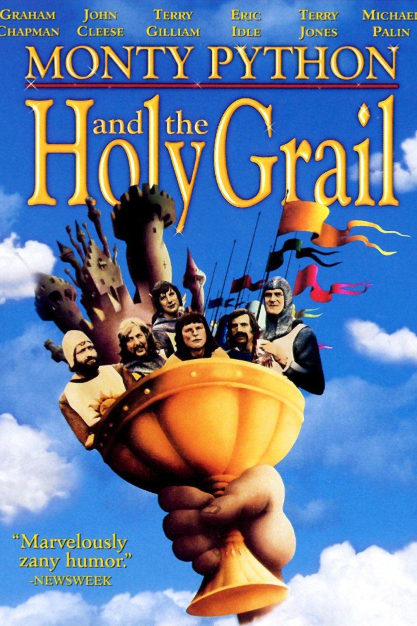მონტი პაიტონი და წმინდა გრაალი / monti paitoni da wminda graali / Monty Python and the Holy Grail