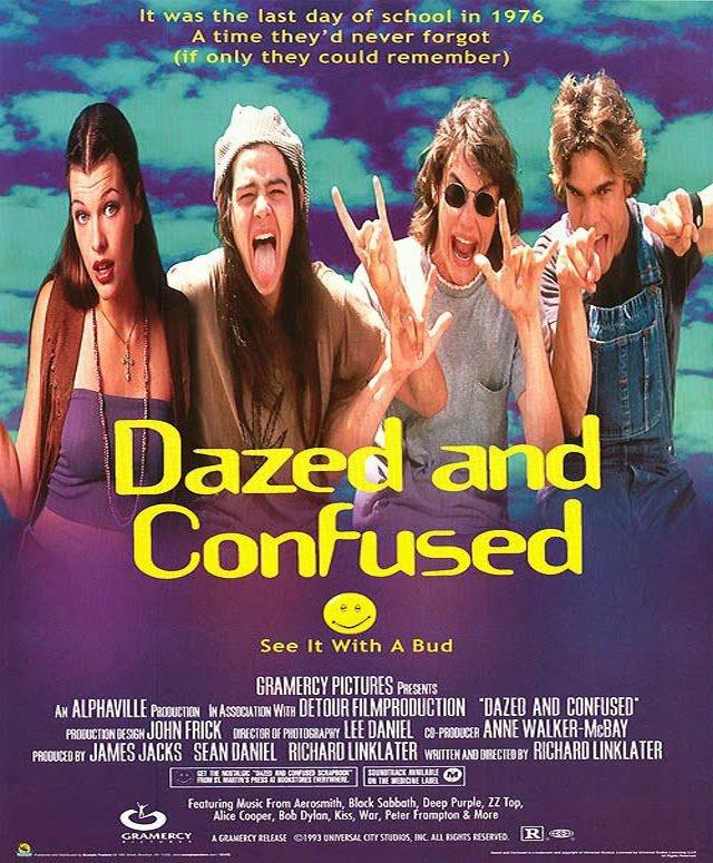 მოწეულები და აფორიაქებულები / Dazed and Confused