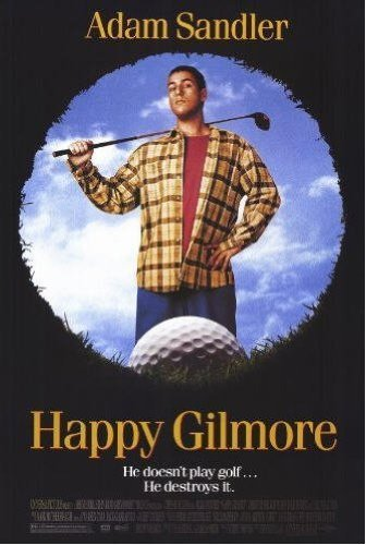 ბედნიერი გილმორი / Happy Gilmore